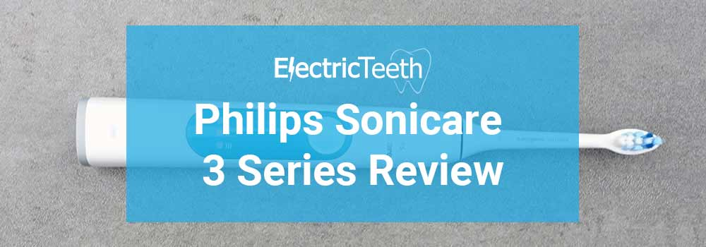 Philips Sonicare 3 Series Review