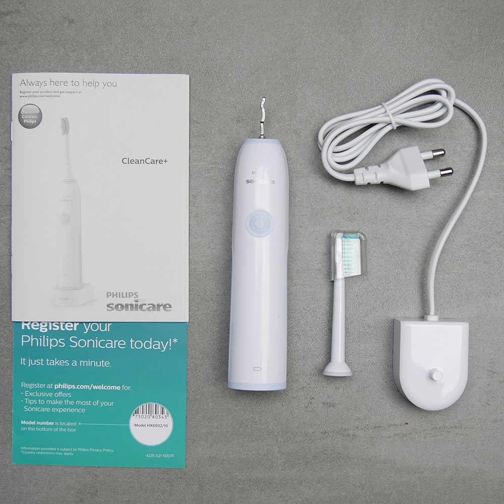 Philips Sonicare CleanCare+ Review 3