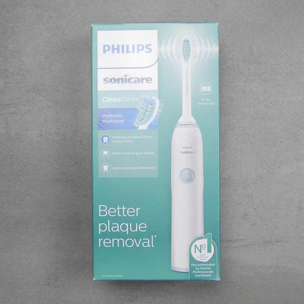 Philips Sonicare CleanCare+ Review 22
