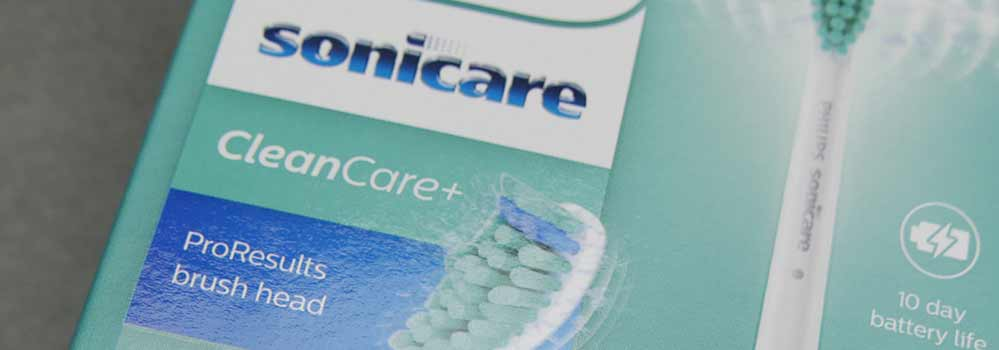 Philips Sonicare CleanCare+ Review 11