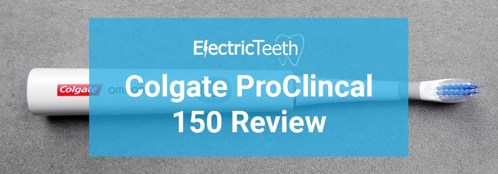 Colgate ProClinical 150 Review