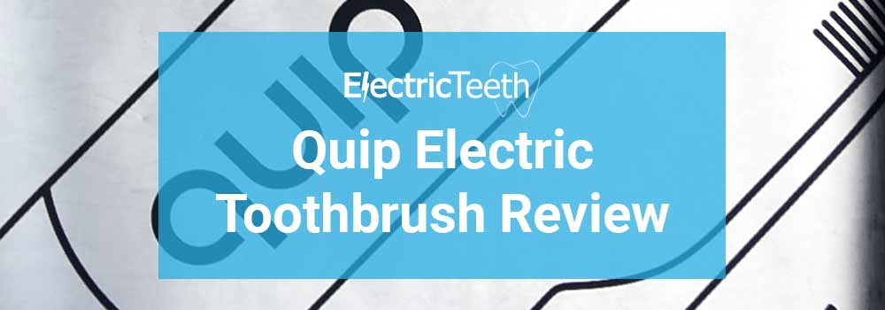 Quip Toothbrush Review 1