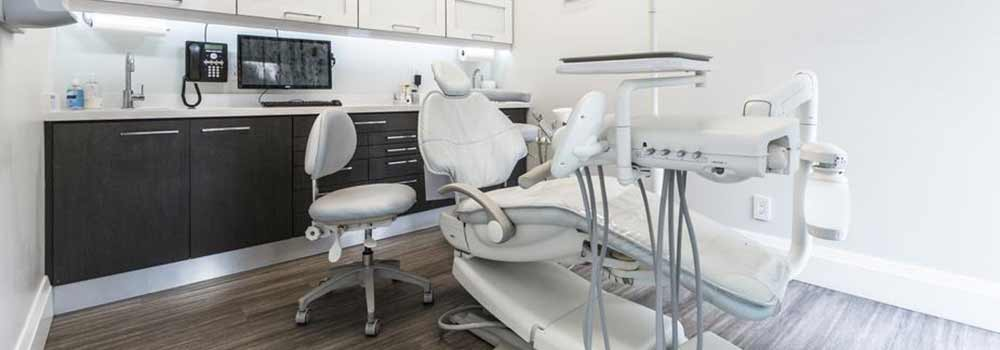 Dental studio and equipment