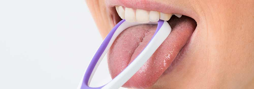 How to brush your tongue 5