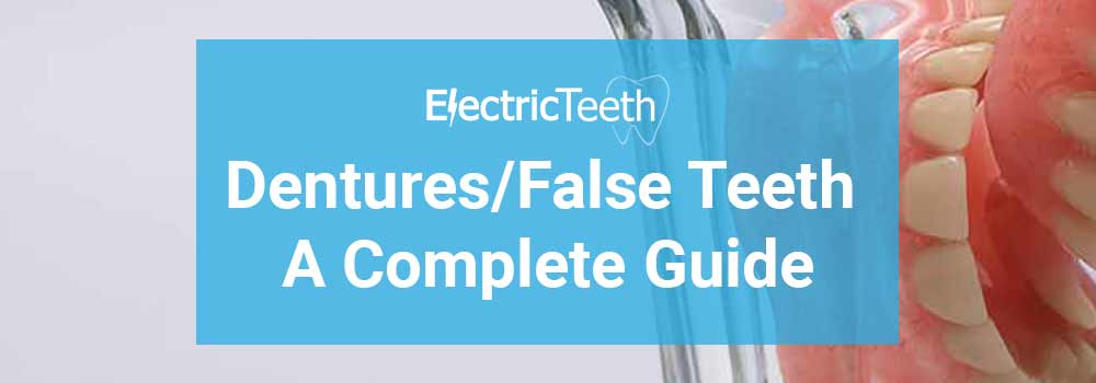 Dentures: a guide to types of false teeth & their costs 1