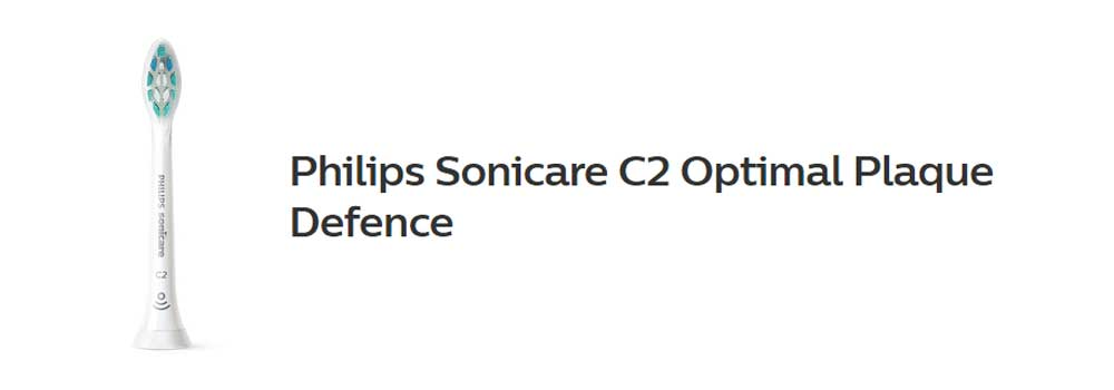 Sonicare C2 Optimal Plaque Defence