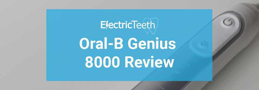 Oral-B Genius 8000 Review