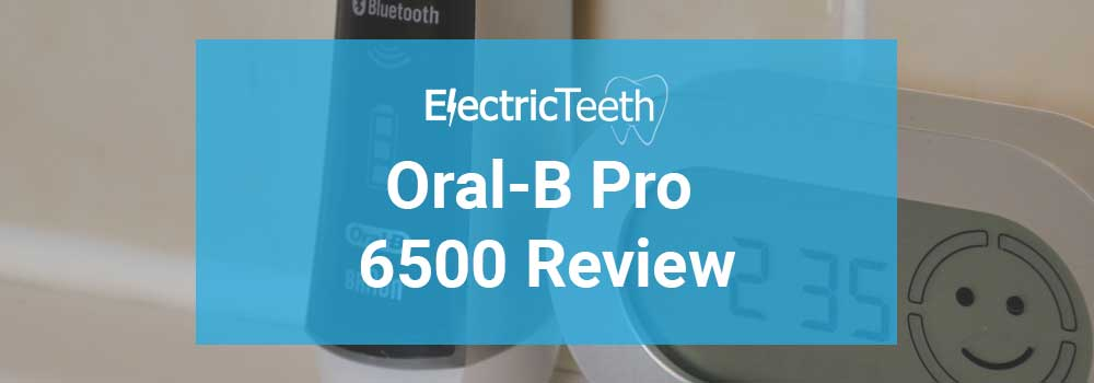 Oral-B Pro 6500 Review