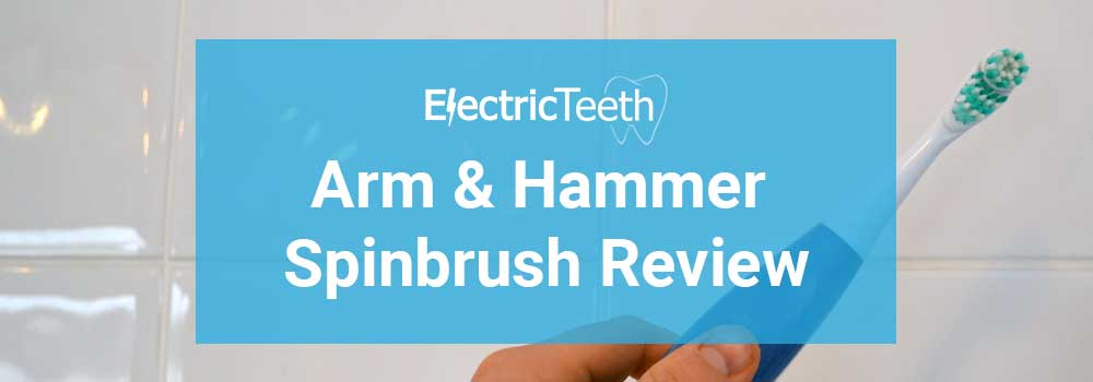 Arm & Hammer Spinbrush Review