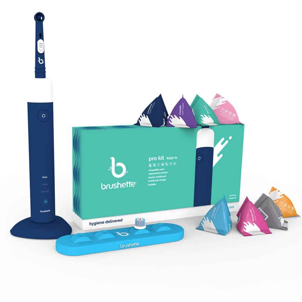 Brushette - An innovation in electric toothbrush heads 15