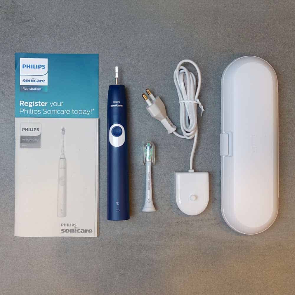 Philips Sonicare ProtectiveClean 4300 Review 4