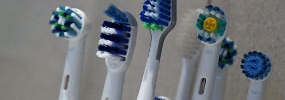 A look at the new toothbrush technology from 2019/2020 3