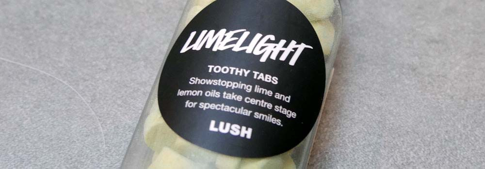 Lush Toothy Tabs Review 4