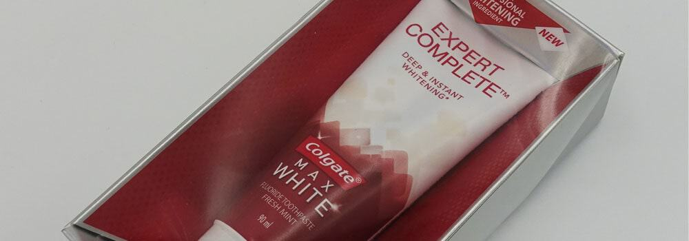 Colgate Max White Expert Complete Whitening Toothpaste Review 7