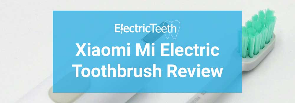 Xiaomi Mi Electric Toothbrush Review 5