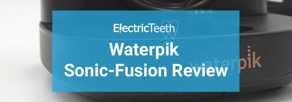Waterpik Sonic-Fusion Review - Header Image