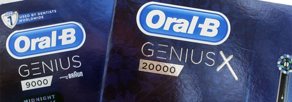 Oral-B Genius X vs Genius 9000 14