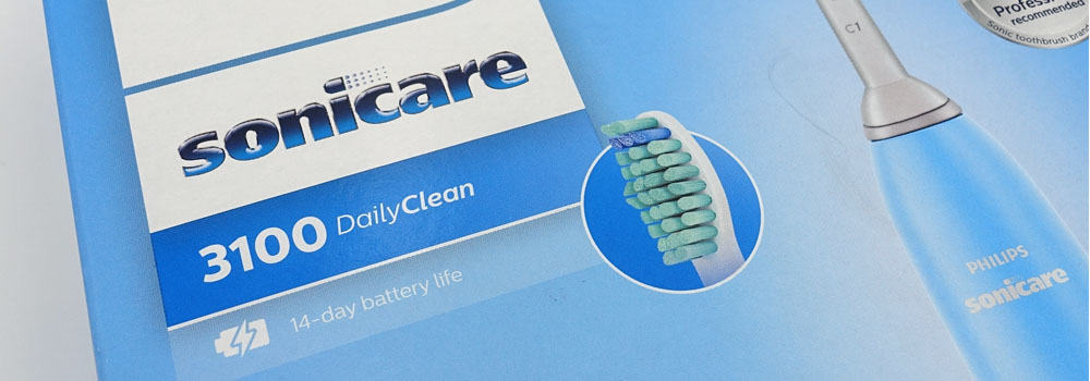 Philips Sonicare DailyClean 3100 Review 1
