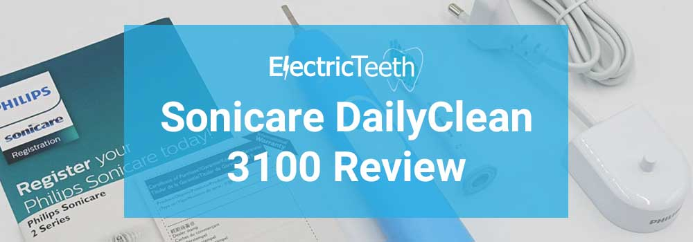 Sonicare DailyClean 3100 Review