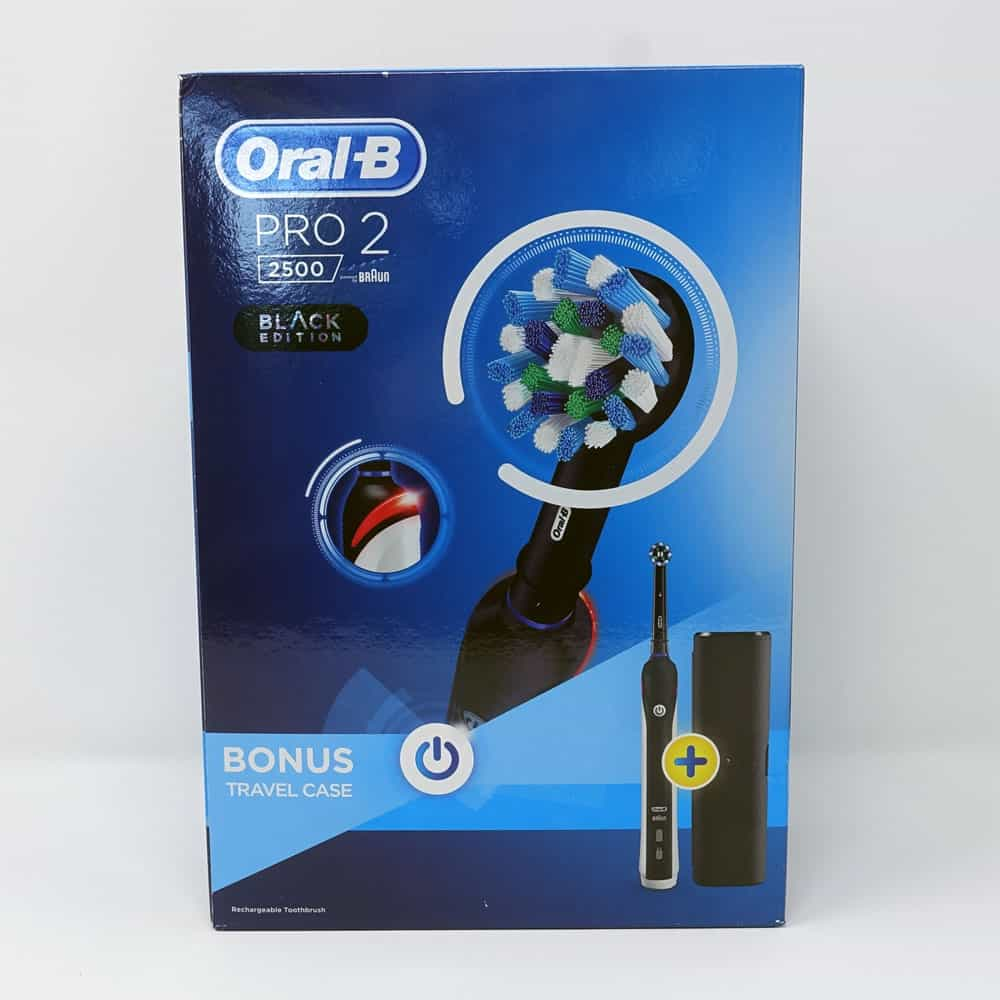 Oral-B Pro 2 2500 Review 23