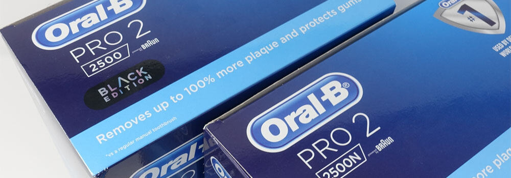 Oral-B Pro 2 2500 Review 2
