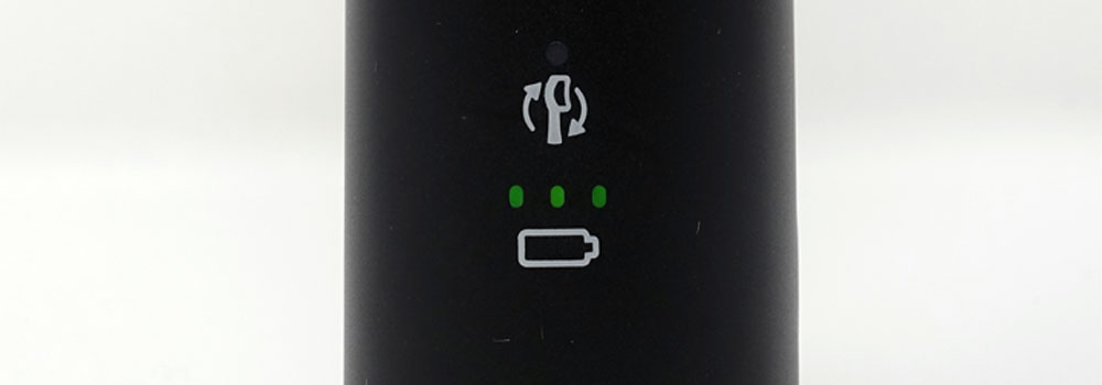 Philips Sonicare ExpertClean battery icon