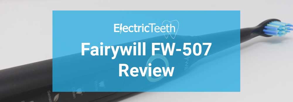 Fairywill FW-507 Review 1