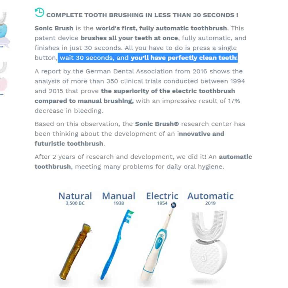 Mouthpiece Toothbrushes: Think Twice Before You Buy 9
