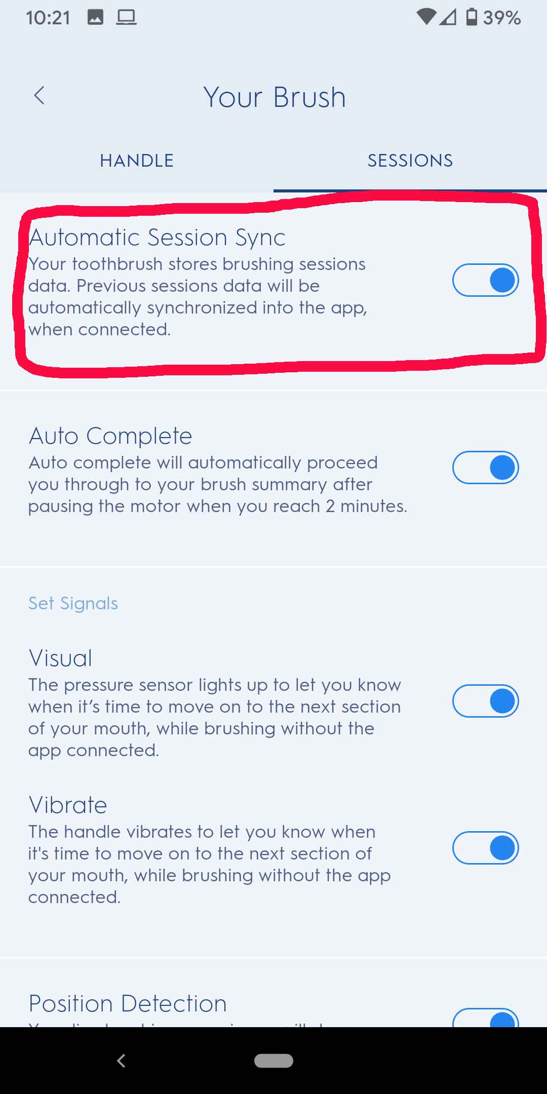Oral-B Bluetooth Connectivity Explained 16