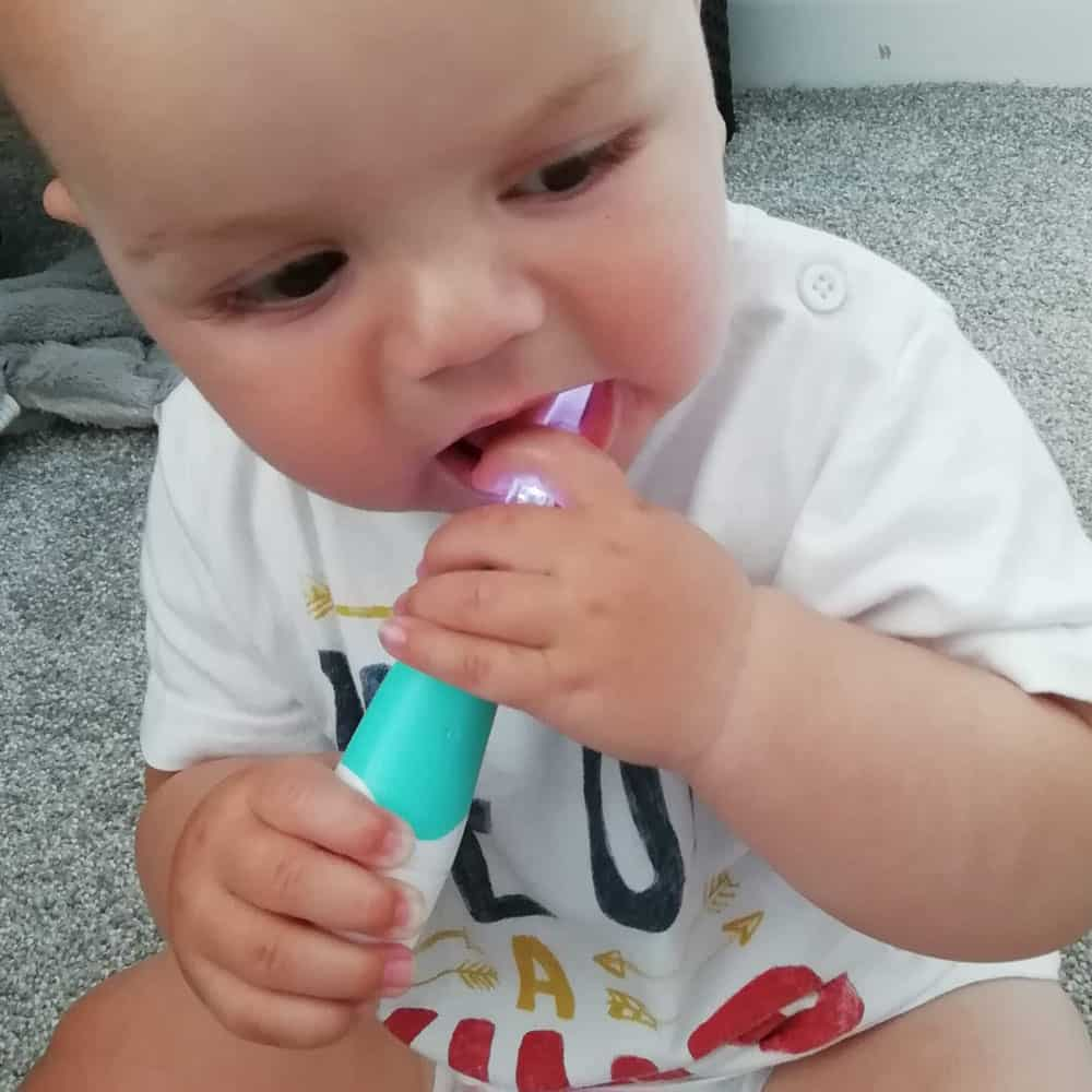 Brush-Baby BabySonic Review 8