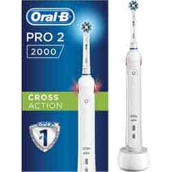Oral-B Pro 2 2000 vs Smart 4 4000 2