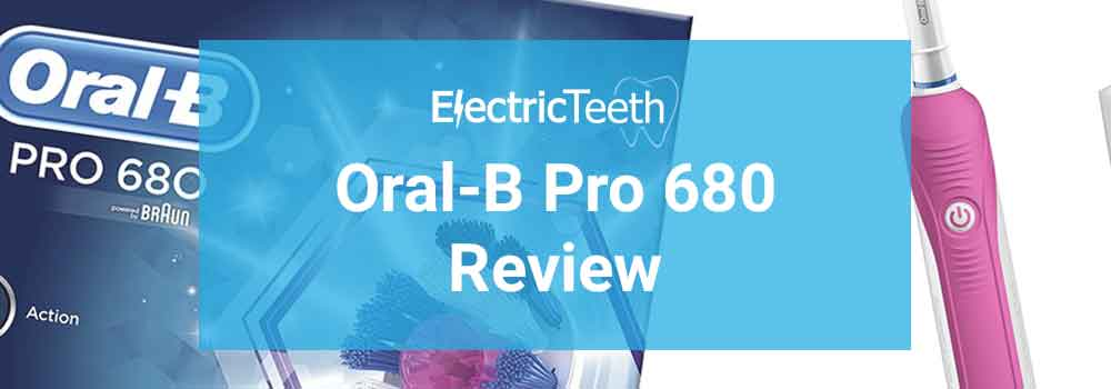 Oral-B Pro 680 Review