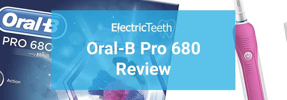 oral-b pro 680 review