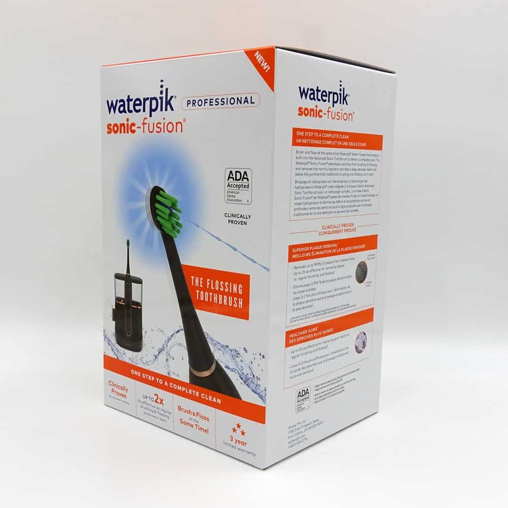 Waterpik Sonic-Fusion Review 8