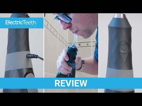 Burst Water Flosser Review