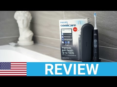 Philips Sonicare ProtectiveClean 5100 Electric Toothbrush Review [USA]