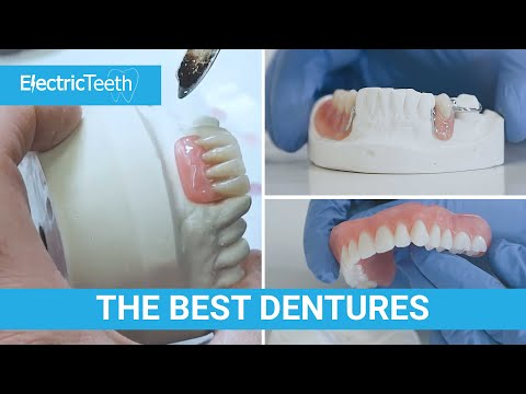 What are the best dentures & false teeth?