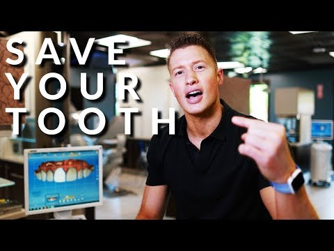 Do NOT Crown Your Tooth! - Partial Crown (Cosmetic Dentistry)