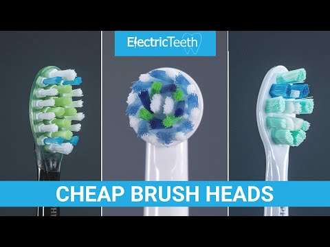 How To Get Cheap Toothbrush Heads