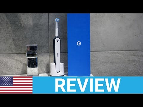Goby Electric Toothbrush Review - USA