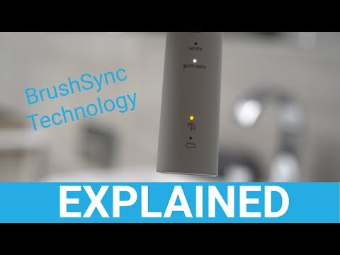 Philips Sonicare BrushSync Explained