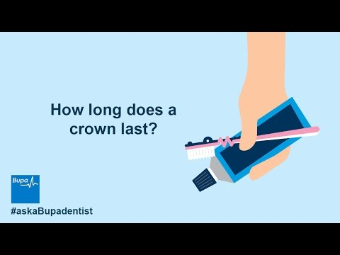 How long does a crown last?