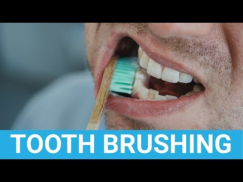 Teeth Brushing - Brush Your Teeth Twice A Day