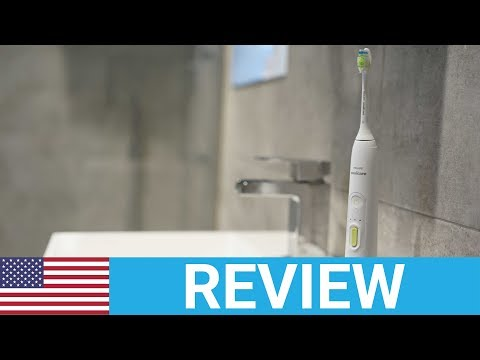 Philips Sonicare HealthyWhite+ Electric Toothbrush Review - USA