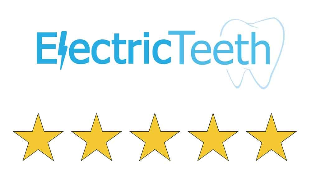 Electric Teeth 5 Star Rating