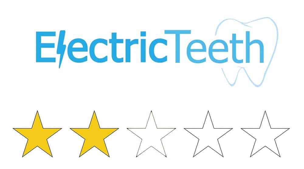Electric Teeth 2 Star Rating
