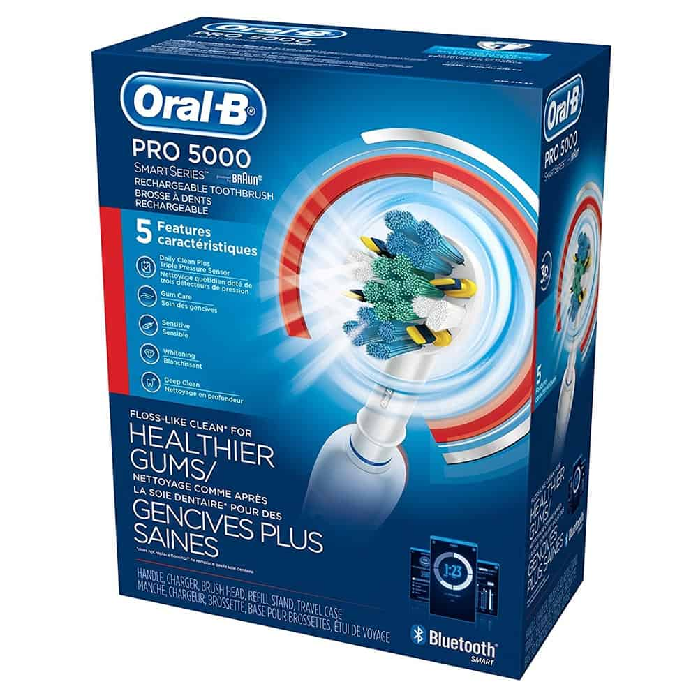 Oral-B Pro 5000 Review 17