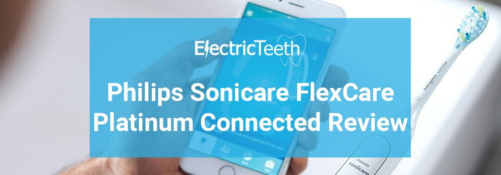 Philips Sonicare Flexcare Platinum Connected Review 1