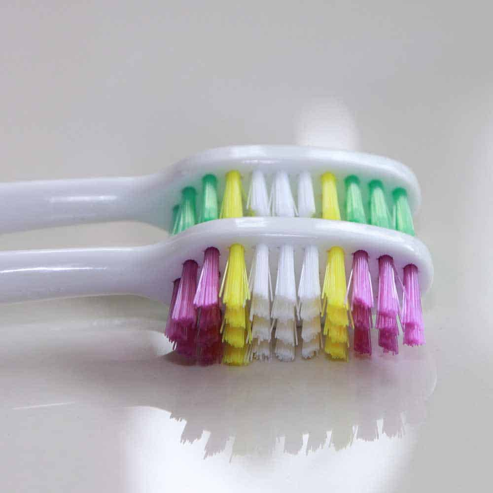 How a toothbrush is made 1