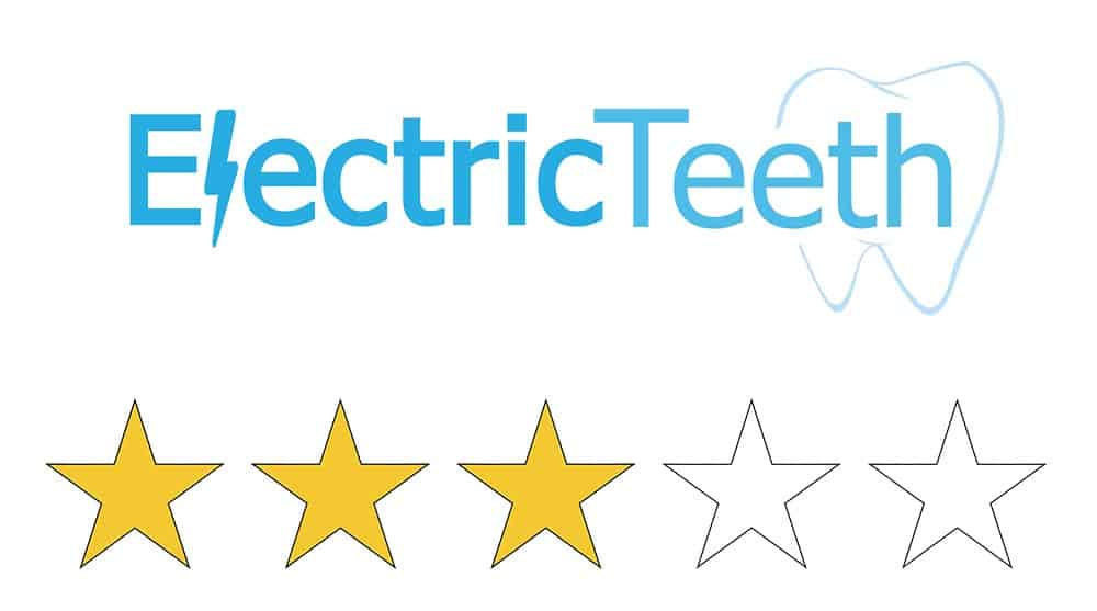 Electric Teeth 3 Star Rating